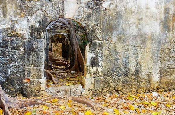 Ancienne prison de Petit-Canal