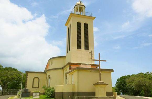 Église Saint-Philippe et Saint-Jacques, Petit-Canal